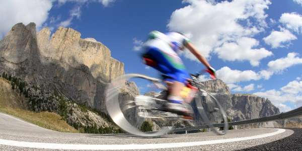 Biciclette Passo Sella